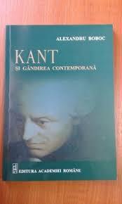 Kant, contemporanul nostru