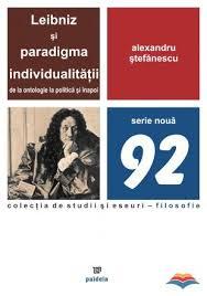 Individualism şi modernitate la Leibniz