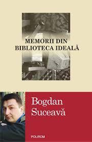 Biblioteca ideală a lui Bogdan Suceavă