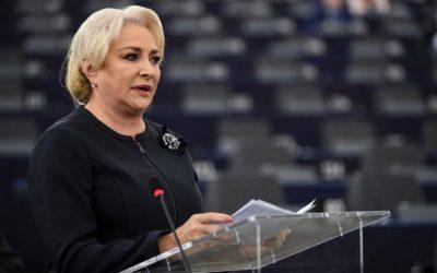 Viorica Dăncilă și rușinea Europei