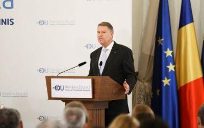 Iohannis, Olguța și nevoia de responsabilitate